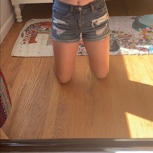 pacSun  22 Shorty shorts
